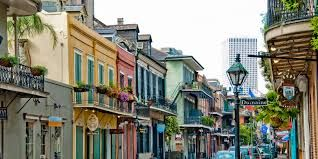 Getting to know new, exciting cities such as New Orleans!