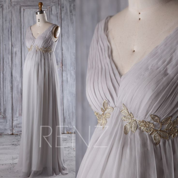 Gorgeous maternity bridesmaids dress from Renz Rags on ...