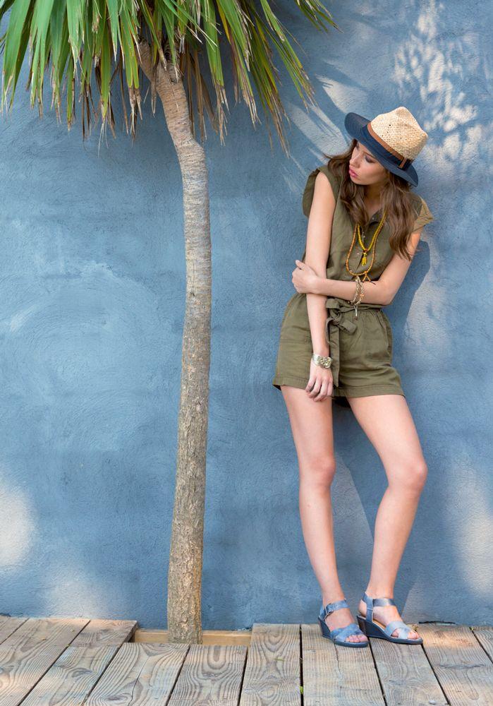 Le combo parfait pour cet été avec les Snug de PLDM by Palladium ! #summer #outfits #look