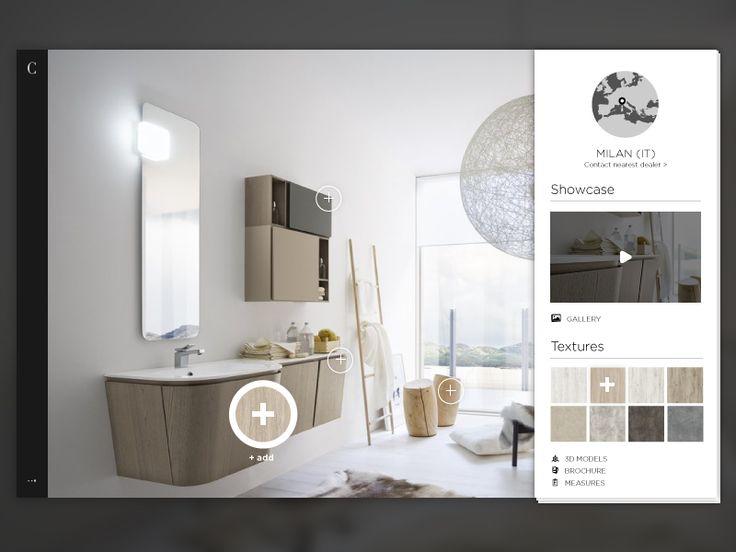 New Website Concept for Furniture Manufacturer | Creative web design