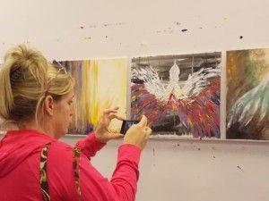 Deidra and The Phoenix