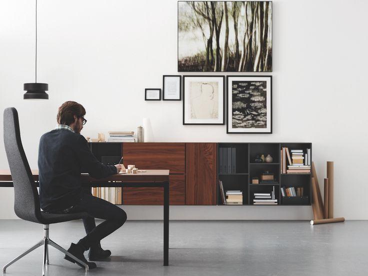 18 best working images on pinterest boconcept desks and offices. Black Bedroom Furniture Sets. Home Design Ideas