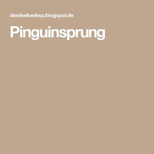 Pinguinsprung
