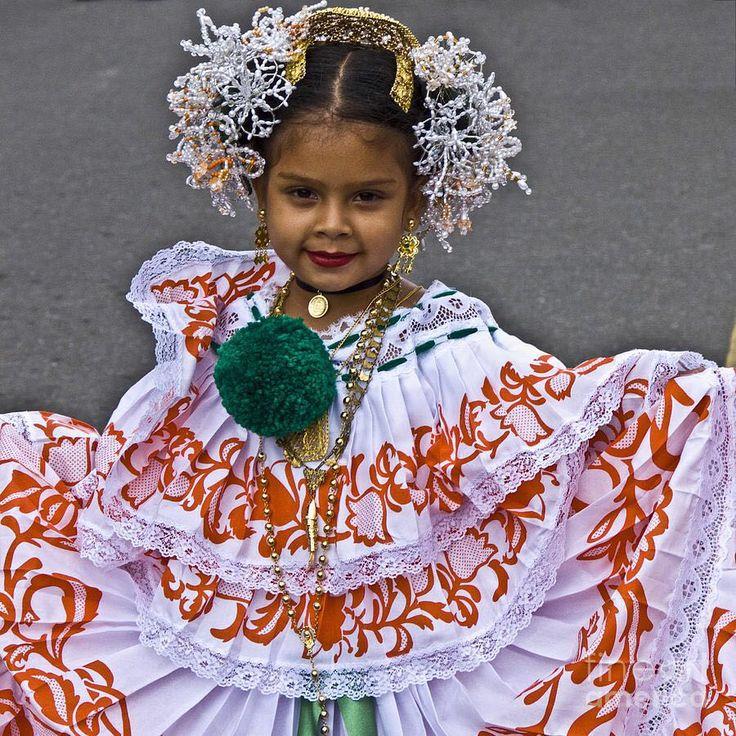 Venezuela traditional dress