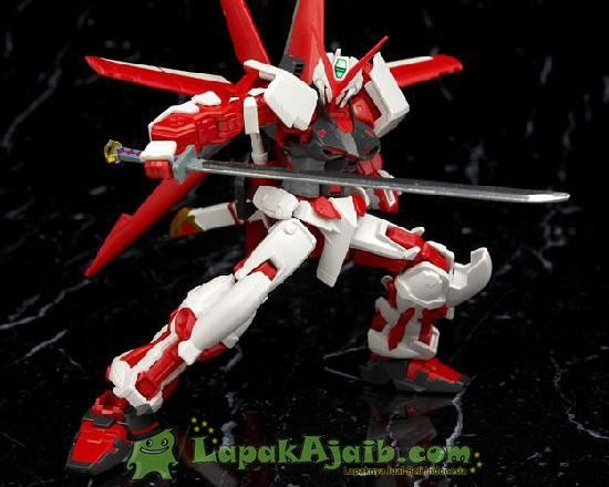 Hg Gundam Astray Red Frame Flight Unit