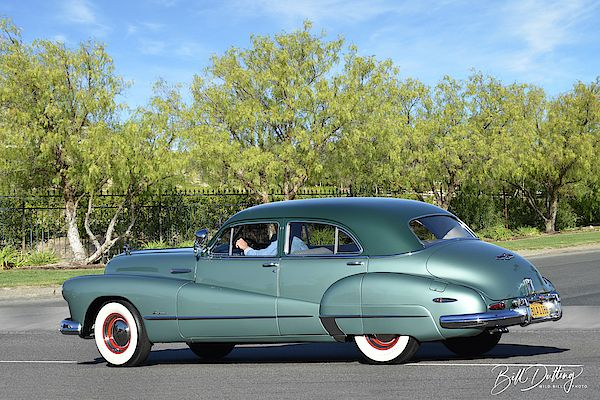 Ken Grody Ford Buena Park >> 1948 Buick Super Eight Sedan In Two Tone Green Spotted At