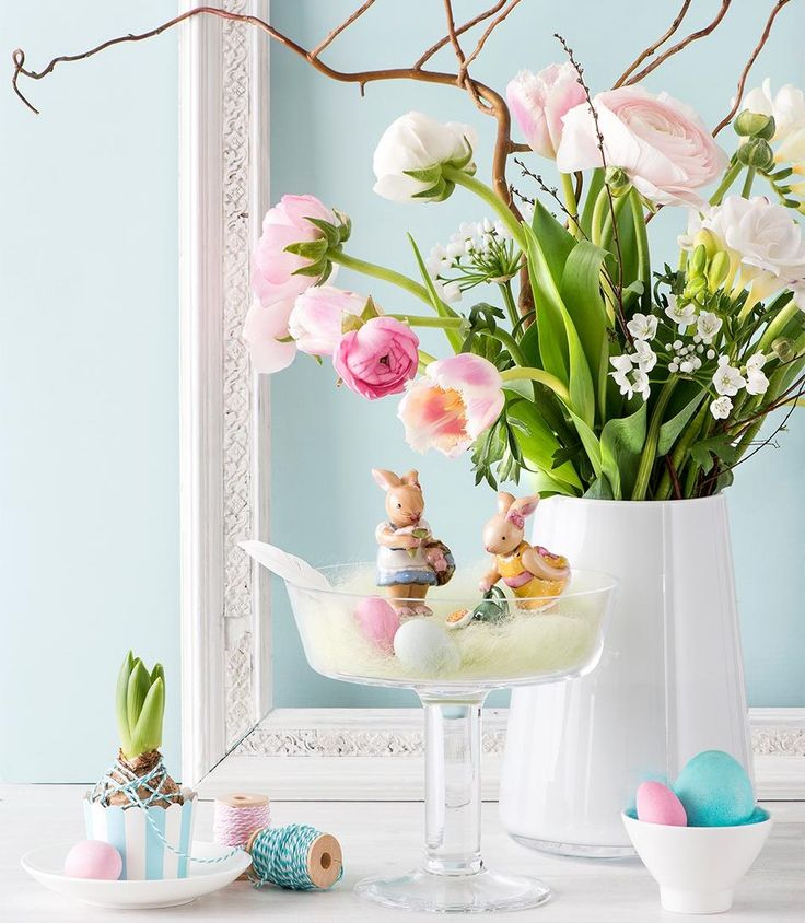 Celebrate the nicest family party of spring When the sun is shining, flowers are blooming and spirits are high, Easter is not far off - and with the happy family celebration the nicest breakfast of the season! www.vibo.info/Easter