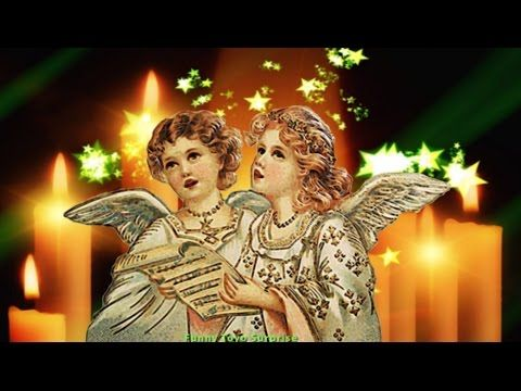 Unto Us Is Born a Son Carol For Christmas Song Cartoon Animation Nursery Rhimes Video for Kids - YouTube