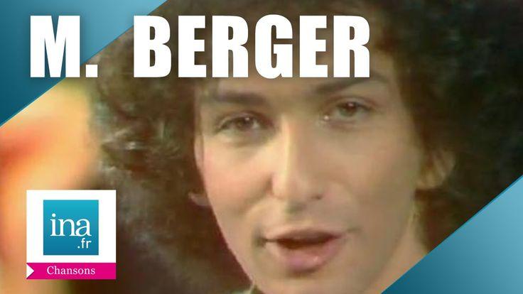Michel Berger - La groupie du pianiste (live) Beauté vintage...