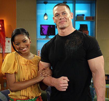 John Cena on Nickelodeon's True Jackson VP