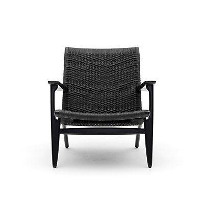 Hans Wegner CH25 Easy Chair from Carl Hansen & Son