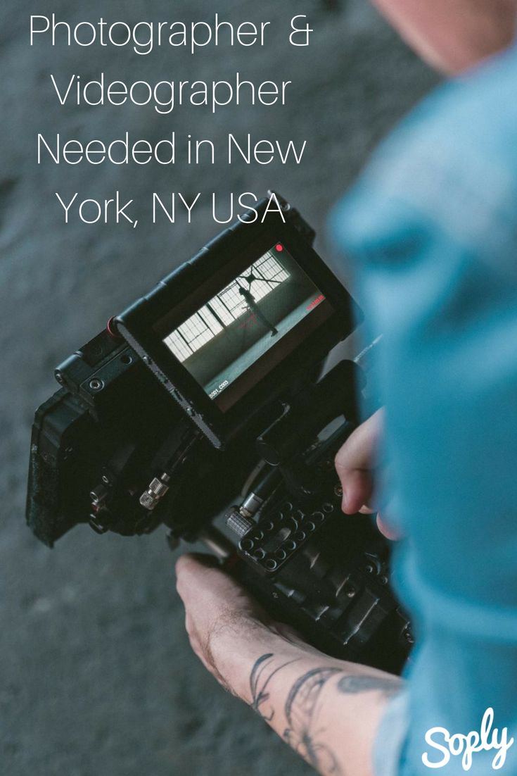 #Photographer & #videographer needed for a 3-day #collegiate #summit in New York, NY, USA. See the #job and apply by clicking the pin!
