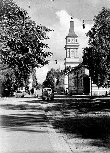 Oulu 1940
