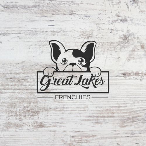 Ooh La La!! French Bulldog Logo needed. Design by Petite.M