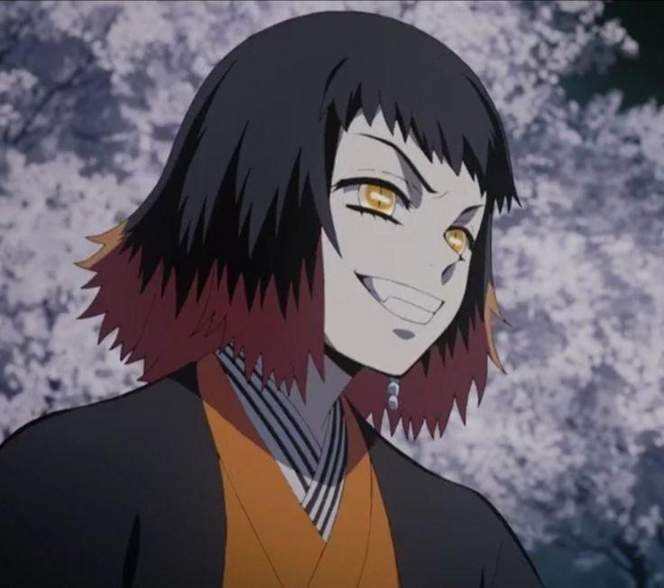 Kimetsu No Yoiba Anime Demon Anime Characters Anime