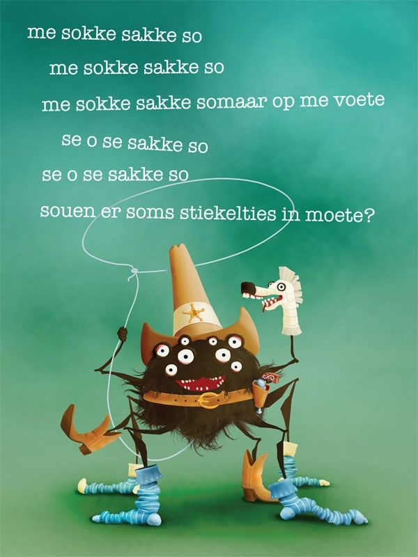 me sokke sakke so (great Dutch poem!)