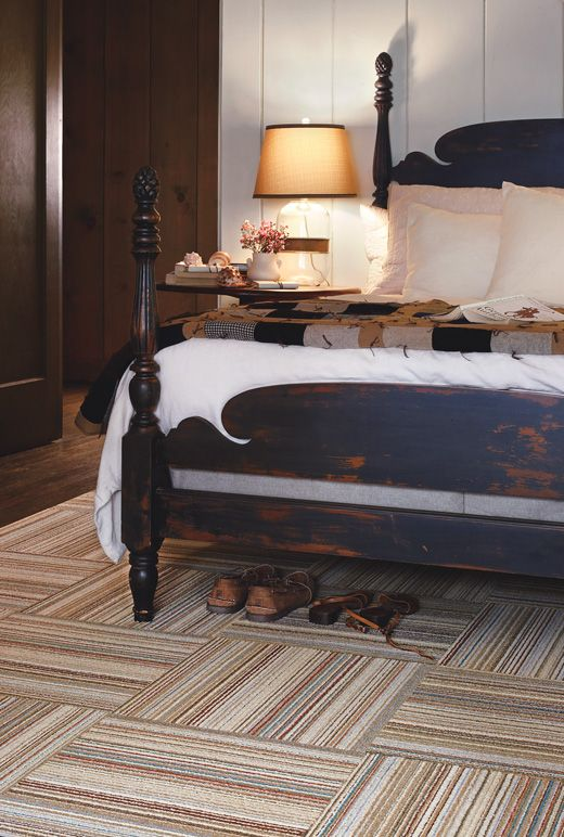 Love the weathered bed