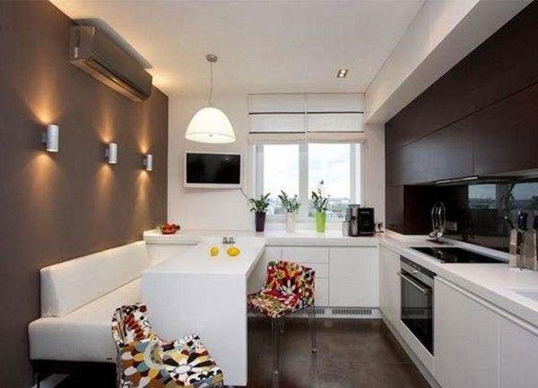 Elegant Small Kitchen Ideas 2014