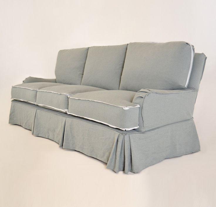 Custom Furniture Slipcovers: 74 Best Slipcovers Images On Pinterest