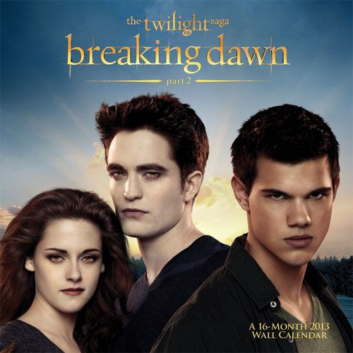 New Edward, Bella, Jacob 'Breaking Dawn - Part2' Promo Picture