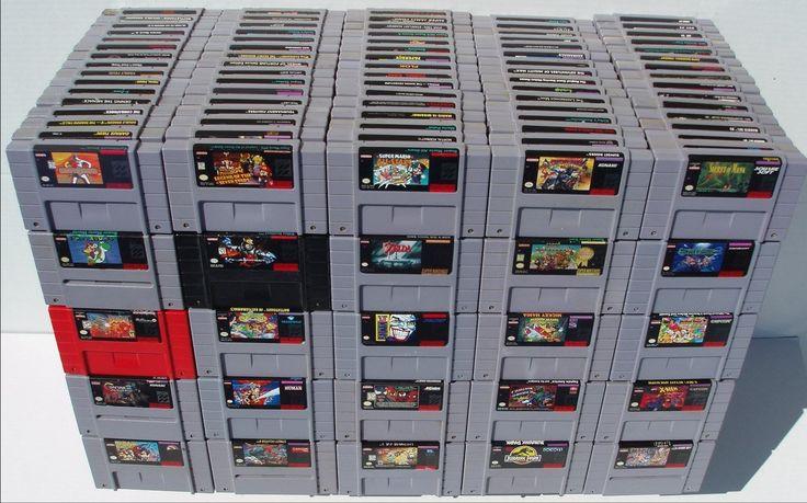 The Block of Super Nintendo http://goo.gl/9NJBSA  #snes #supernintendo #nintendo #games #game #gaming #gamer #cool