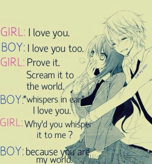 Aww thats so cute and sweet