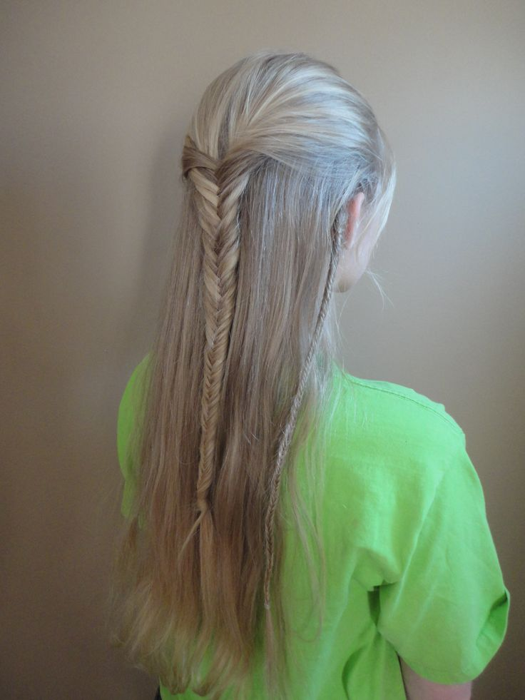 lindsay lohan hairstyles : Braid number three! Legolas inspired hairstyle:) (Braiding for Freedom ...