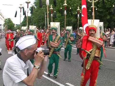 Mehter Marşı 🇹🇷 in Russia