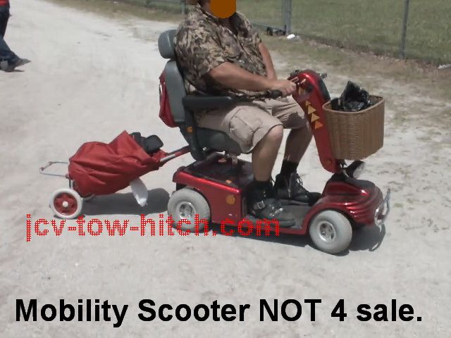 Where to buy scooter trailer & wagon tow Hitches.