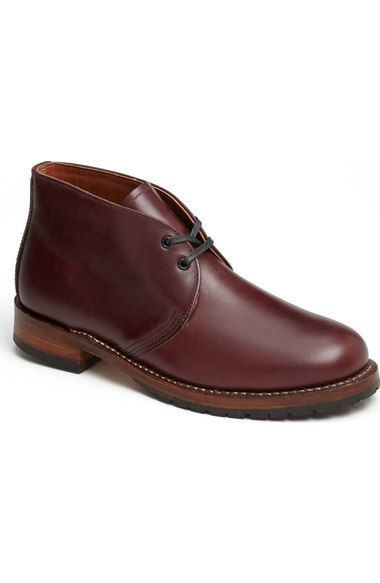 Red Wing 'Beckman' Chukka Boot (Online Only) available at #Nordstrom