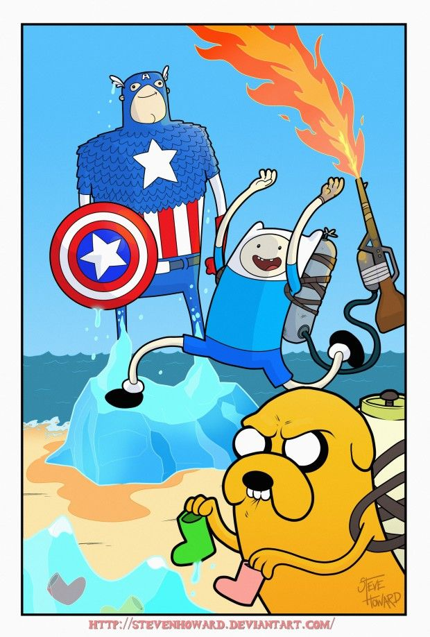 The Line it is Drawn #142 – It's Adventure Time!