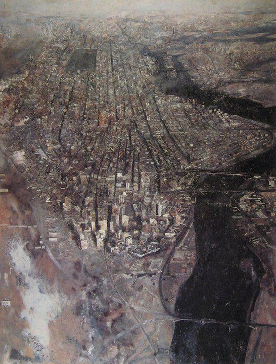 Antonio Lopez Garcia http://rebeccaharp.files.wordpress.com/2011/01/aerial-view.jpg