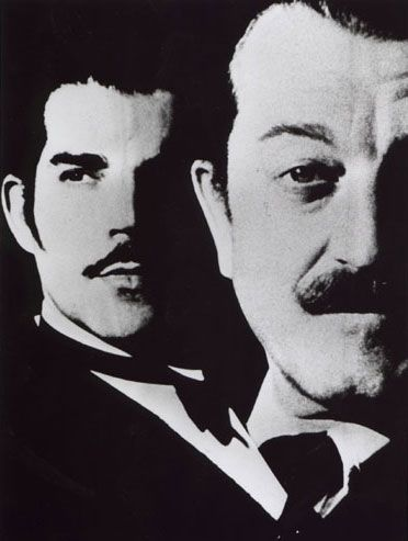 Dieter Meier & Boris Blank a.k.a. 'Yello' Oh yeah this is my favorite band and HAS been for years!  <3 <3 <3