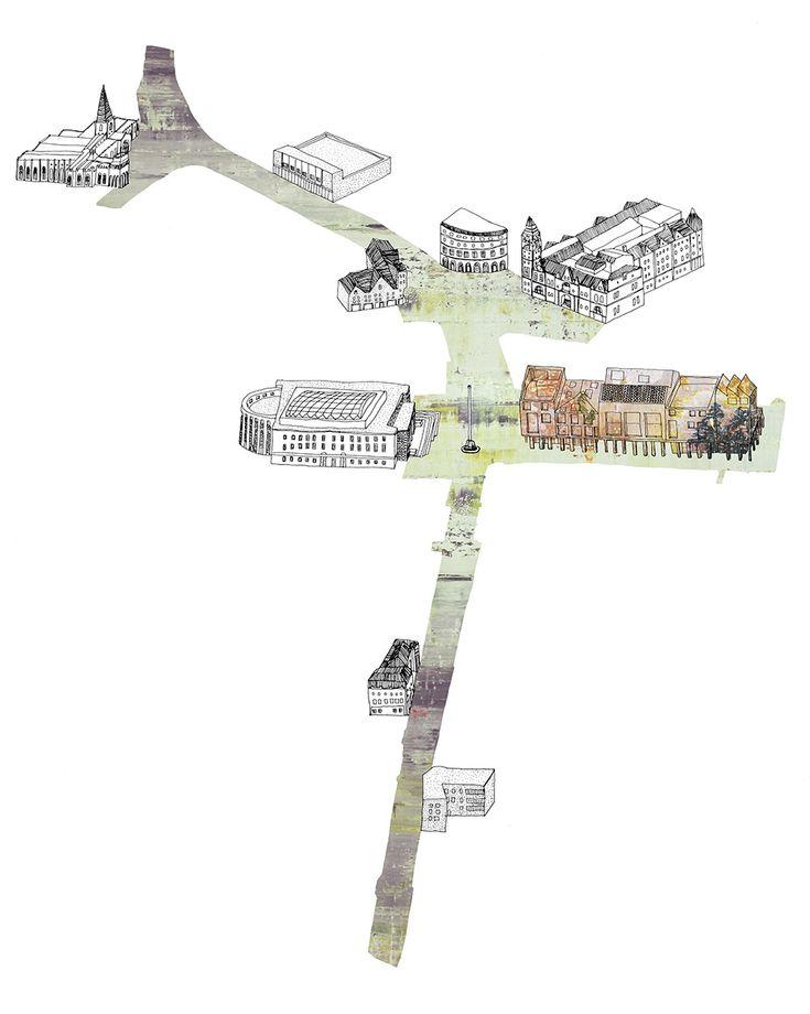 GAGA 2014 Postgraduate runner up A Civic School by Neil Michels, University of…
