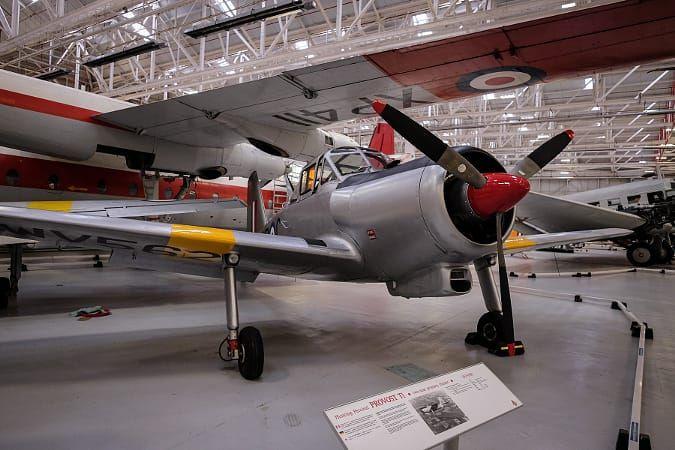 RAF Cosford Provost
