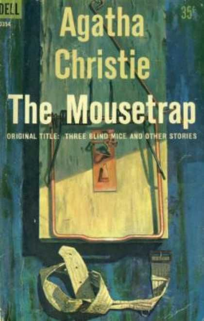 the mousetrap agatha christie script Buy the mousetrap and selected plays 50th anniversary edition by agatha christie (isbn: 9780006496182) from amazon's book store everyday low prices and free delivery on eligible orders.