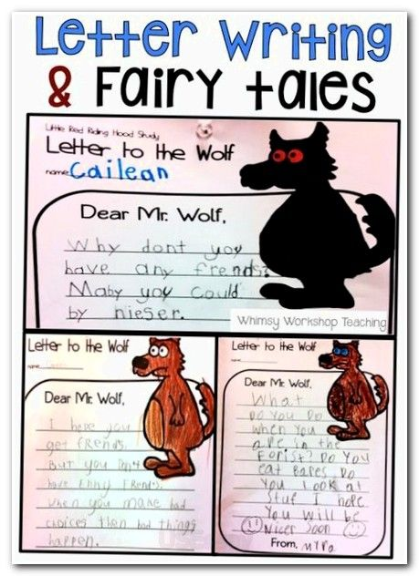Fairy Tale Essays (Examples)