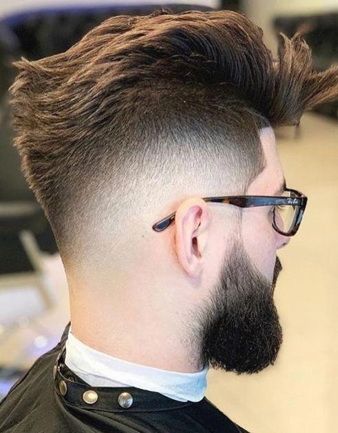 41 Trendy Medium Length Hairstyles For Stylish Men (2019 UPDATE)