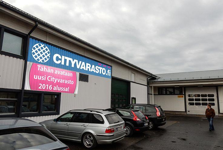 Cityvarasto Hyvinkää, Helletorpankatu 39