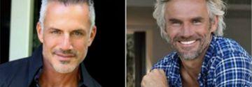 Wat vinden jullie van mannen met grijze haren? Bekijk de leukste knappe kapsels met grijs haar voor mannen!