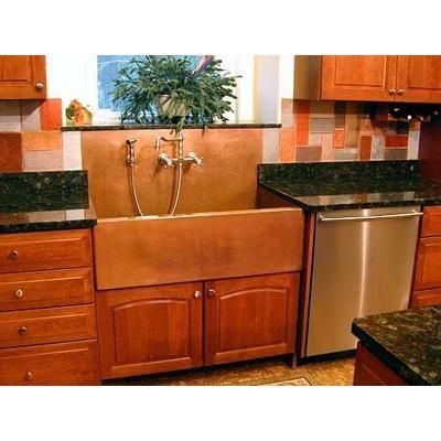 dream large kitchen sink