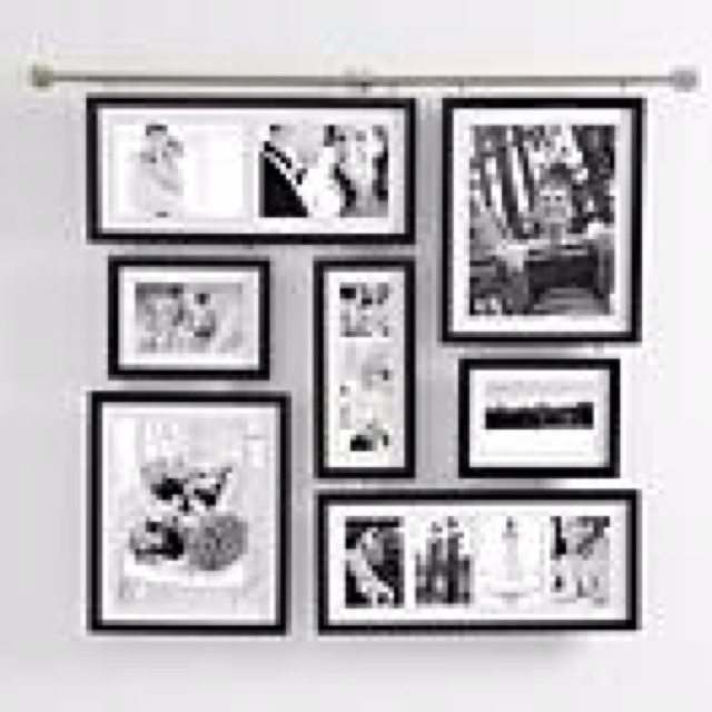 Deluxe Wall Gallery Frame Set Pin By Melody Sawyer On Home
