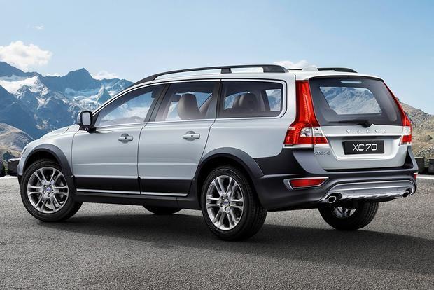 Volvo Xc70 2015 года новое автомобильное обозрение Volvo Volvo Wagon Used Volvo