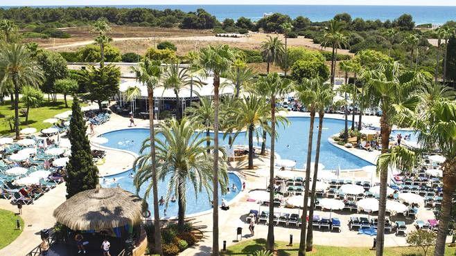 Protur Aparthotel Vista Badia #Majorca