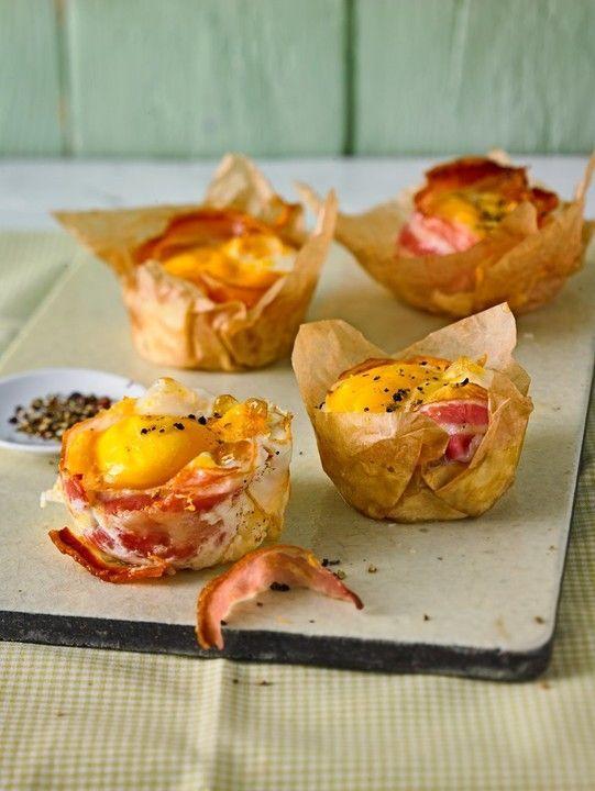 Frühstücks-Muffins, ein tolles Rezept aus der Kategorie Snacks und kleine Gerichte. Bewertungen: 37. Durchschnitt: Ø 4,7.