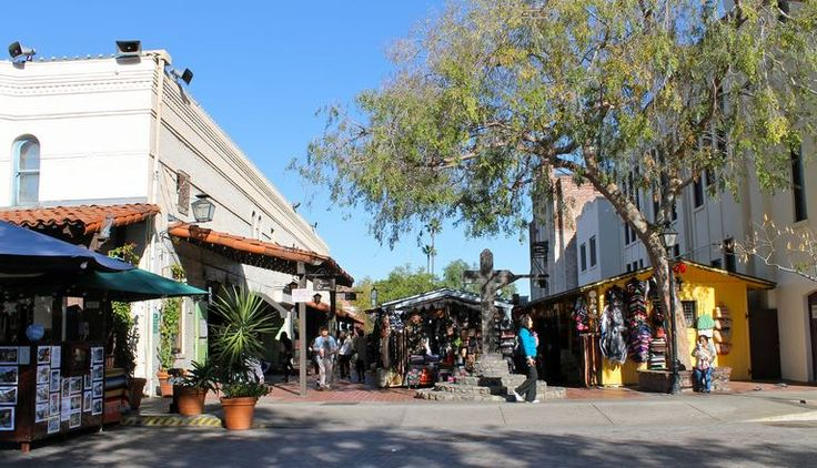 Olvera Street is the perfect spot for a Los Angeles area day trip. Music, shopping, activities & great Mexican food. Nearby things to see and do