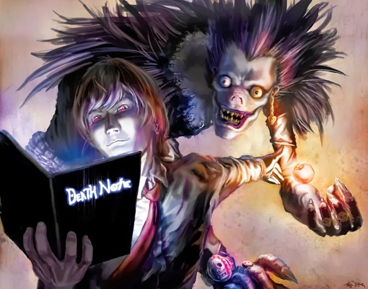 977 best images about Death Note on Pinterest | Chibi, Otaku and ...