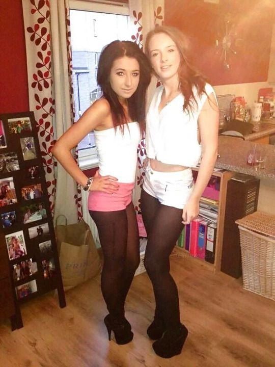 Stunning nice hot teen girls we all