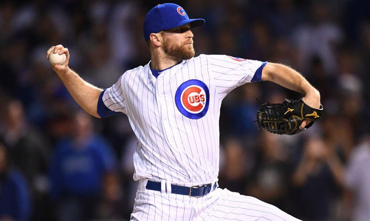 Wade Davis breaks Cubs record for consecutive saves = While the Chicago Cubs are not in as strong a position to win the World Series as they were before Wade Davis' arrival, their new closer has done his part and then some this season. Davis on Tuesday night set.....
