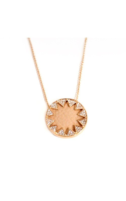 Sunburst with Rhinestones Pendant-this would make me smile on a rainy day.